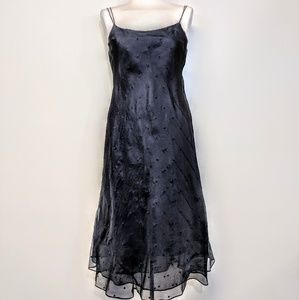 Ralph Lauren Silk Taffeta Dress